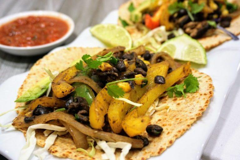 Green Zone Fitness Portabello Tacos
