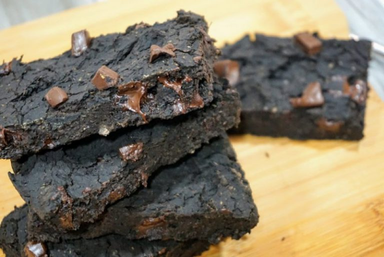 Green Zone Chocolate Brownies