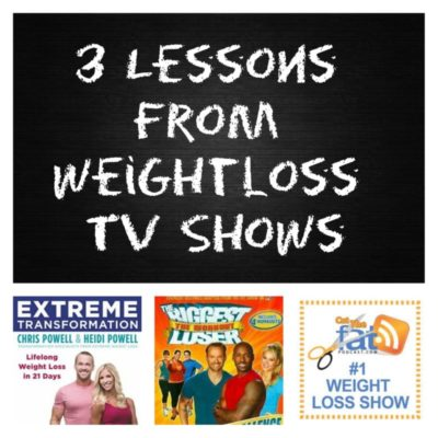 Lessons Weightloss Tv Shows