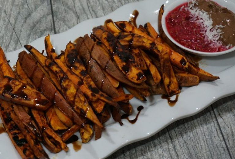 Dessert Fries