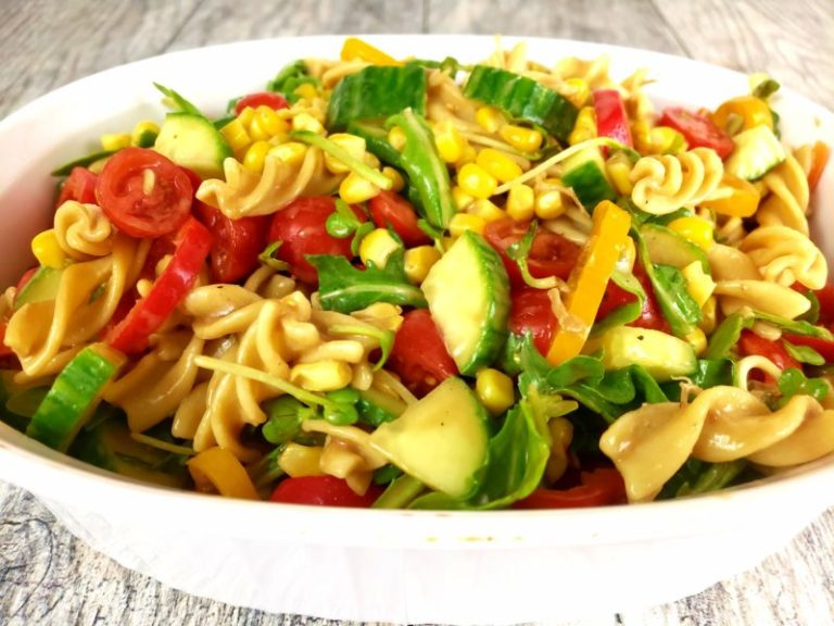 Green Zone Fitness Pasta Salad