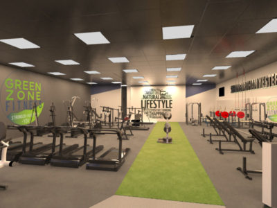 Green Zone Fitness Group Training Gym