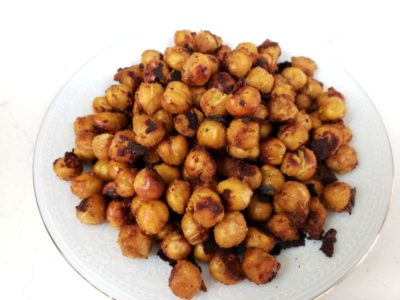 Green Zone Fitness Healthy Teriyaki Chickpeas