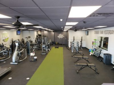Green Zone Fitness Group Class Gym